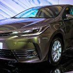 Toyota Corolla Altis 2017 phiên bản nâng cấp mới trình làng