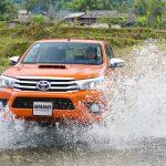 Mua xe bán tải Toyota Hilux nhận khuyến mãi khủng