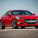 Hyundai Genesis coupe dùng động cơ mới