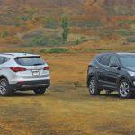 Đánh giá xe Hyundai SantaFe 2016 phiên bản nâng cấp mới