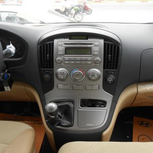 Hyundai Starex 9 cho may dau