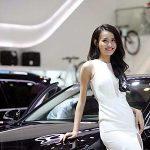 Những trân dài hội ngộ tại Triển lãm ô tô Vietnam Motorshow 2014
