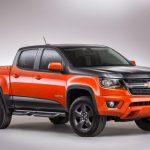 Xe bán tải Chevrolet ra mắt phiên bản thể thao đặc biệt