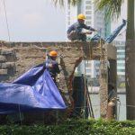 Chủ tịch TP Đà Nẵng chỉ đạo dỡ lô cốt lấn chiếm vỉa
