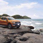 Xe bán tải Ford Ranger Wildtrak 2015 trình làng