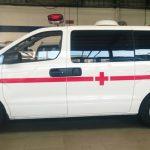 Xe cứu thương Hyudai Starex nhập khẩu