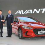 Xe Hyundai Avante thế hệ mới sẽ dài hơn và rộng hơn