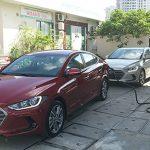 Hyundai Elantra 2016 thế hệ mới xuất hiện tại Việt Nam