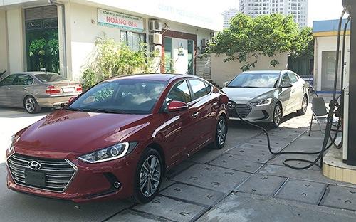 hyundai-elantra-2017-moi Elantra 2016 thế hệ mới Hyundai Elantra 2016 thế hệ mới xuất hiện tại Việt Nam hyundai elantra 2017 moi