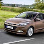 Hyundai i20 2015 phiên bản coupe hoàn toàn mới ra mắt