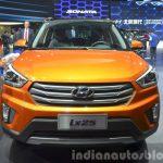 Hình ảnh chi tiết Hyundai ix25 phiên bản sản xuất sẽ về Việt Nam