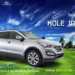 Hyundai Ngọc An tài trợ 2 xe Hyundai Santafe cho giải Golf Doanh Nhân Việt Nam SME, lần III năm 2015