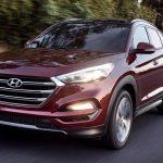 Hyundai ra mắt Tucson 2016 phiên bản Mỹ