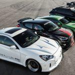 Chiêm ngưỡng dàn chiến binh độ của Hyundai vừa ra mắt