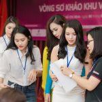 Nhiều người đẹp tại vòng sơ khảo Hoa hậu Việt Nam 2016