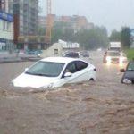 Những điều cần lưu ý khi lái xe ô tô qua vùng ngập nước