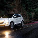 Hyundai Santafe 2015 ra mắt tháng 12 ở Việt Nam