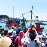 Tàu hải cảnh Trung Quốc đam vỡ tầu cá ở Quảng ngãi