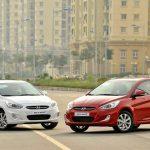 Thay đổi trên Hyundai Accent 2015 phiên bản cải tiến