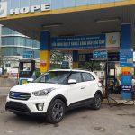 Xe Hyundai Creta 2016 vừa xuất hiện tại phố Hà Nội