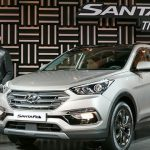 Hãng xe Hyundai chính thức giới thiệu SantaFe 2016