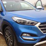 Hyundai Tucson 2016 đã sẵn sàng tới tay khách hàng