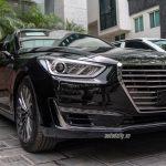 Giá xe Hyundai Genesis G90/EQ900 về Việt Nam bao nhiêu?