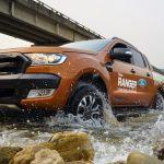 Ford Ranger xe bán chạy nhất Việt Nam nửa đầu 2016
