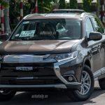 Xe Mitsubishi Outlander 2016 chính thức ra mắt tại Việt Nam