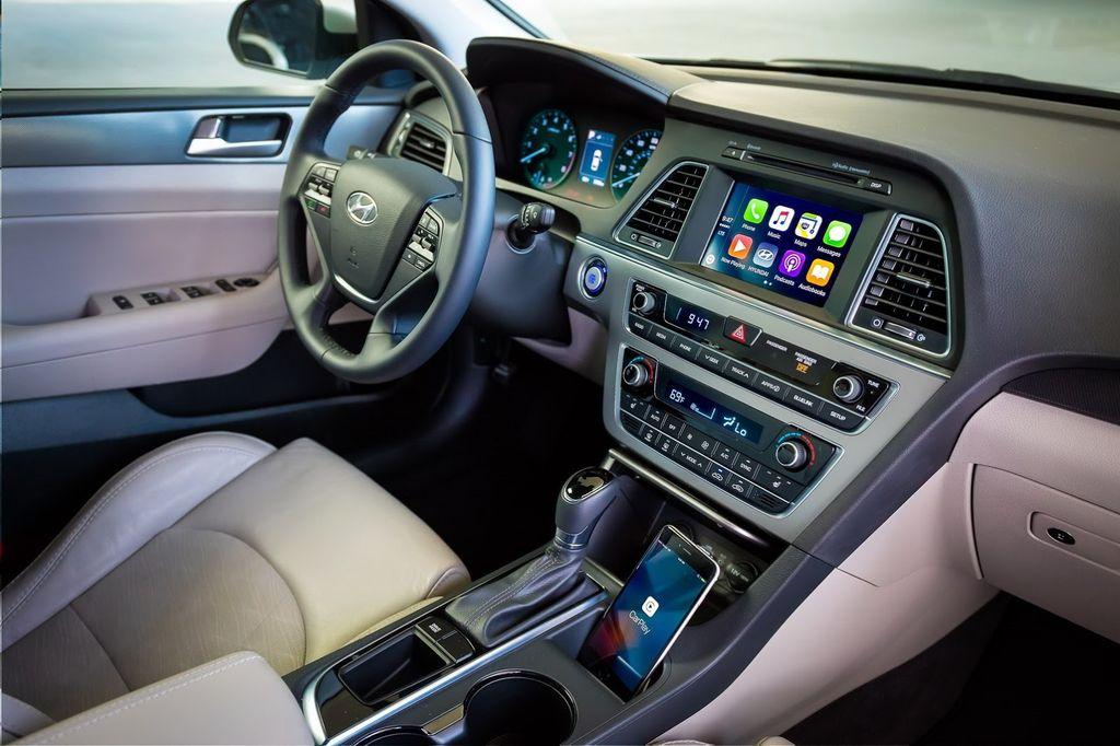 Hyundai Sonata 2017 Xe Hyundai Sonata 2017 bản nâng cấp xe hyundai sonata 2017 4
