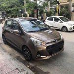 Xe Hyundai i10 2017 tiêu thụ bao nhiêu lít nhiên liệu/100km?