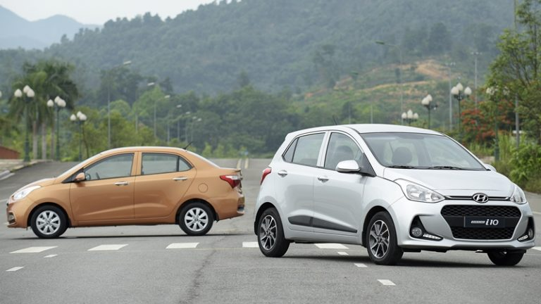 Xe Hyundai Grand i10 Hatchback 2020