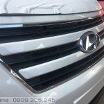 Chi tiết Hyundai Starex cứu thương máy xăng 2017