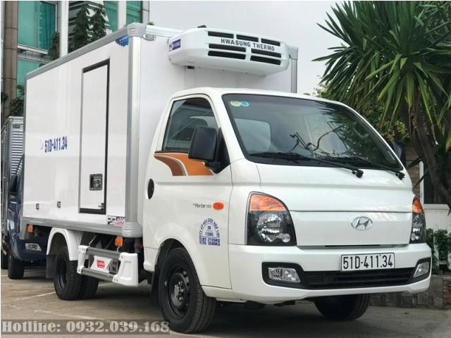 Xe tải đông lạnh Hyundai New Porter
