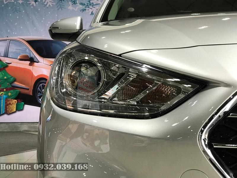 Cụm đèn pha xe Hyundai Accent 2020 số sàn