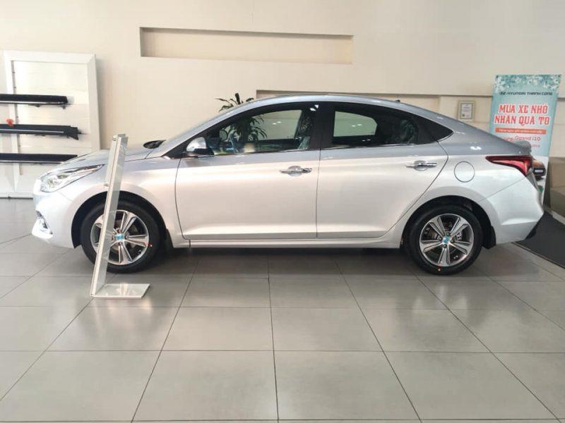 giá ra biển Hyundai Accent 2020 đặc biệt