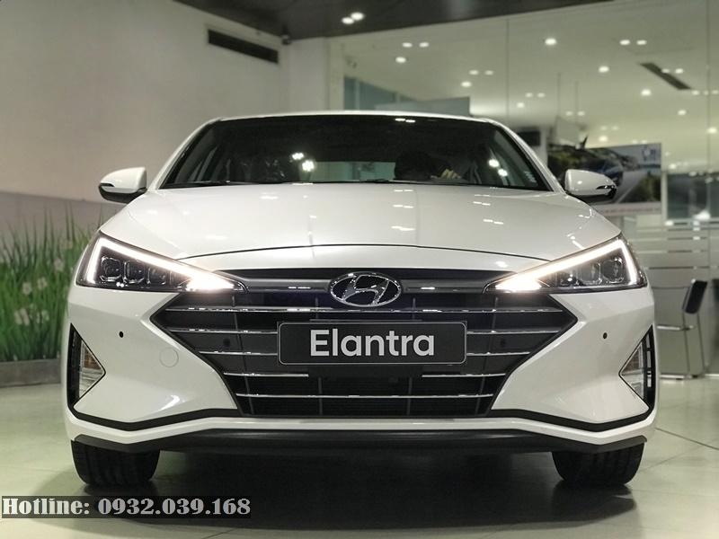 Hyundai Elantra 2020 Facelift mới