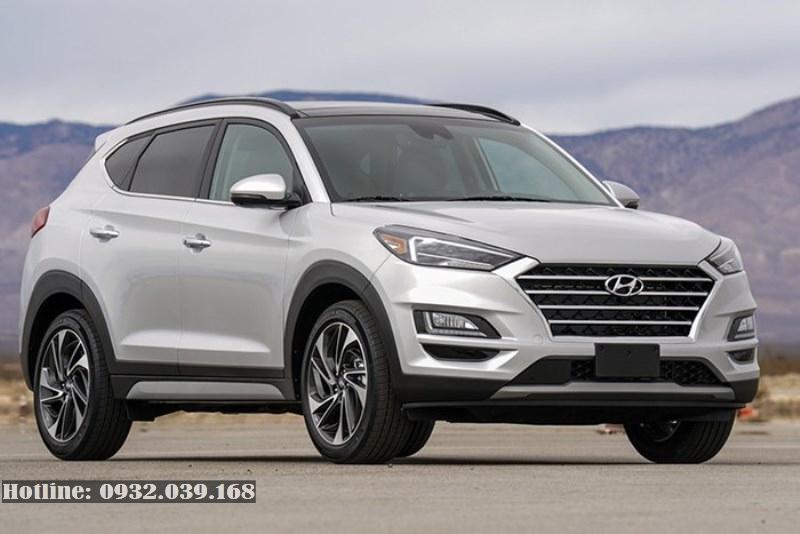Hyundai Tucson 2019 bản Facelift