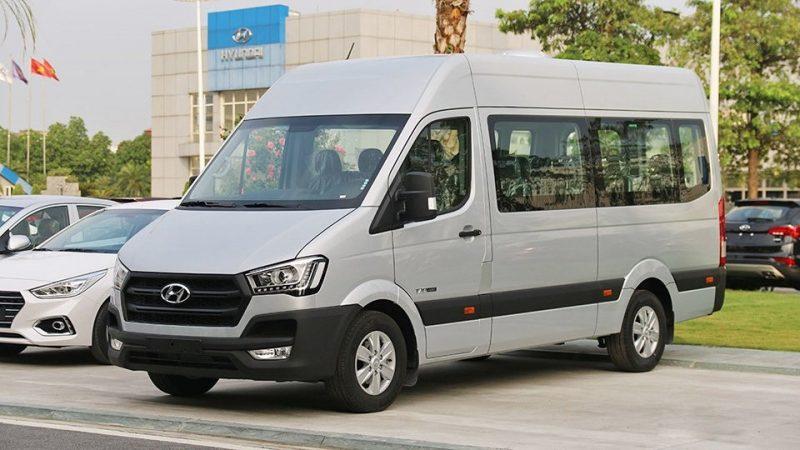 Xe Hyundai 16 chỗ Solati, Giá xe Hyundai Solati 2019 kèm Khuyến Mãi