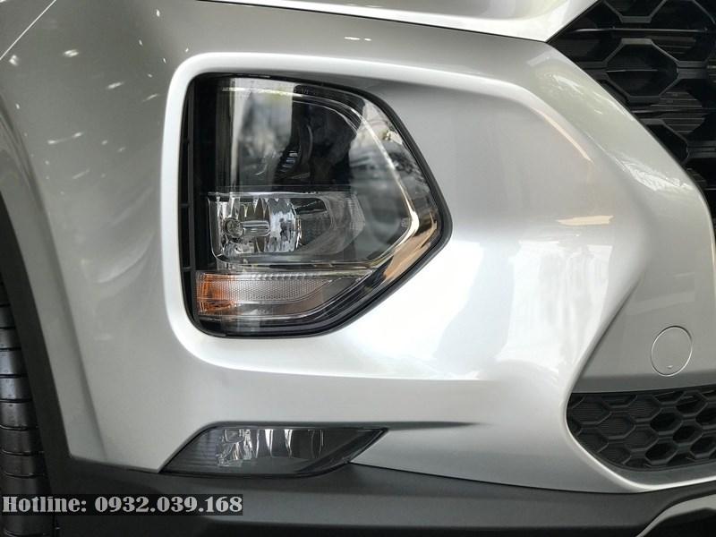 giá lăn bánh Hyundai Santafe 2020 bản thường