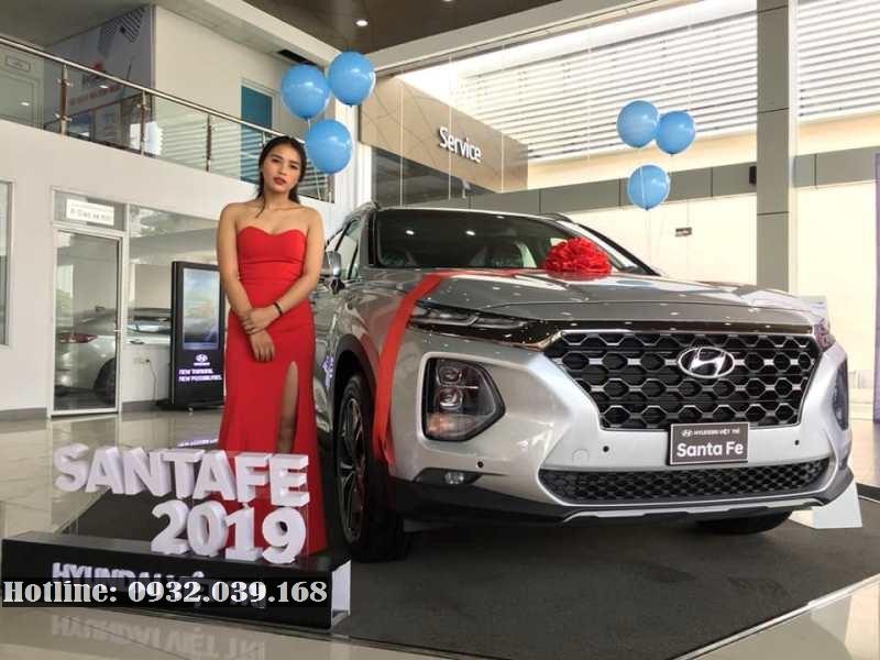 chi phí ra biển số Hyundai santafe 2020 bản đặc biệt