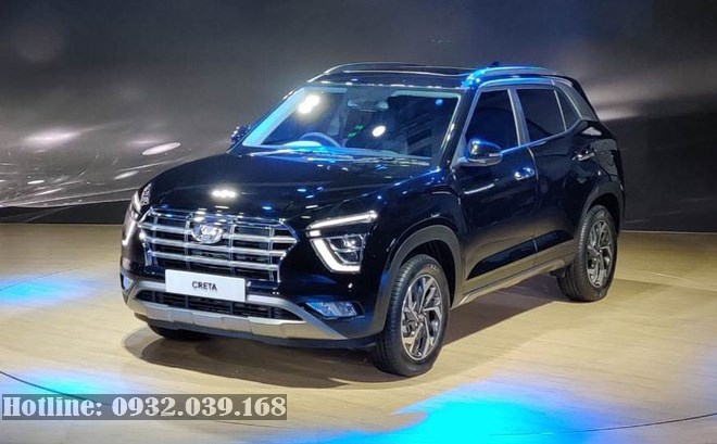 Xe Hyundai Creta 2020 hoàn toàn mới