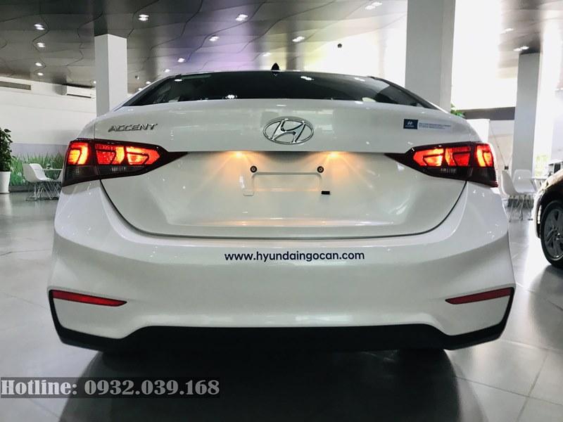 Hyundai Accent 2020 phiên bản tiêu chuẩn số sàn