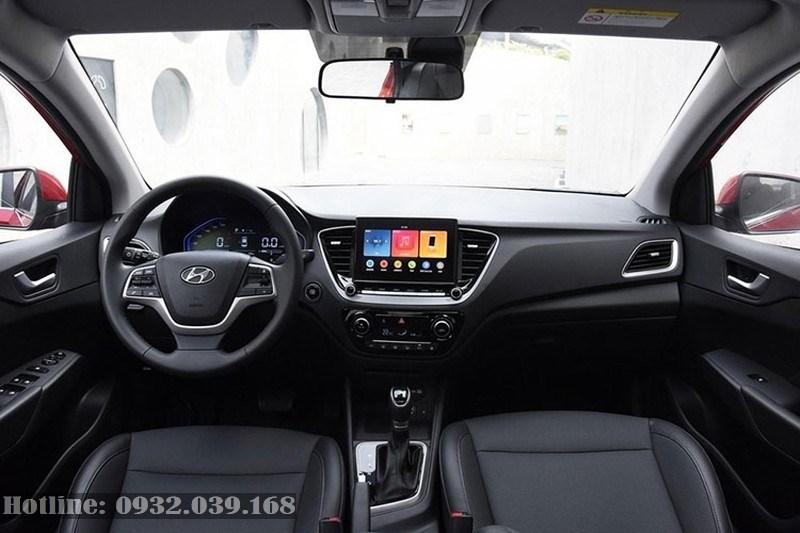 Nội thất Hyundai Accent 2020 mới