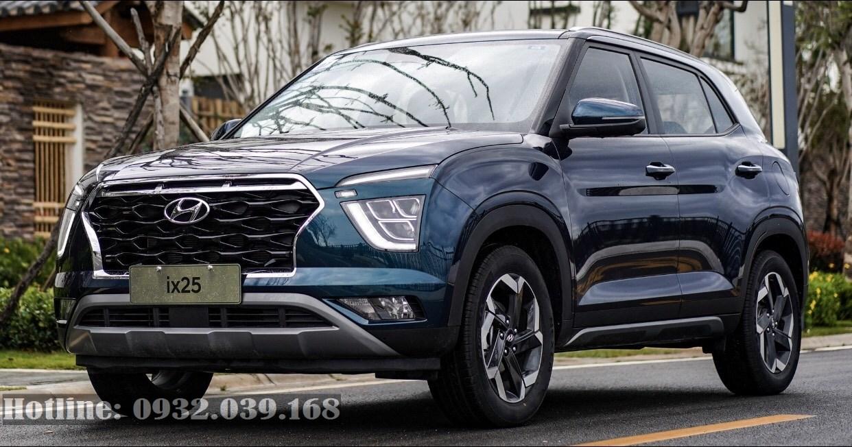 Hình ảnh xe Hyundai Creta 2020 mới