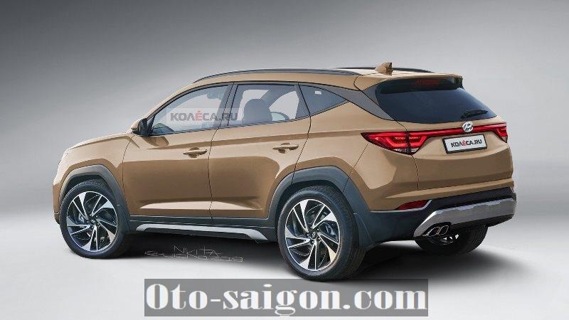 phiên bản Hyundai Tucson 2021