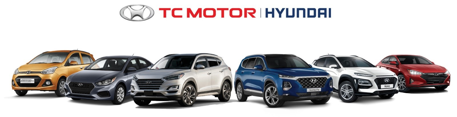 06 dòng xe Hyundai đang được áp dụng khuyến mại
